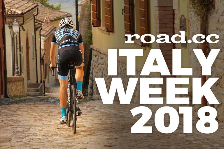 road.cc Italy Week 2018
