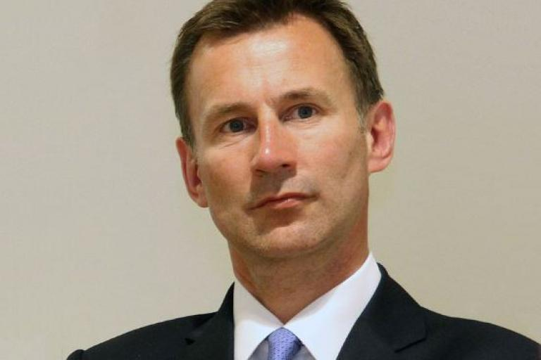 Jeremy Hunt (licensed CC BY-SA 2.0 by Ted Eytan on Wikimedia Commons).JPG