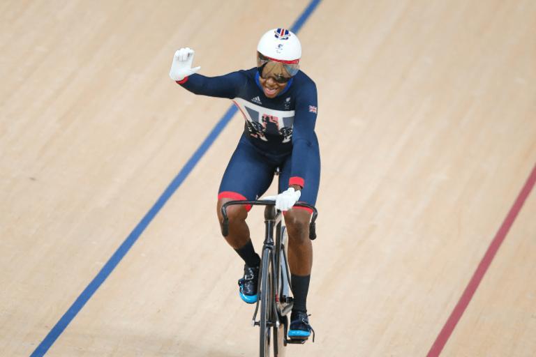 Kadeena Cox (c) British Cycling.jpg
