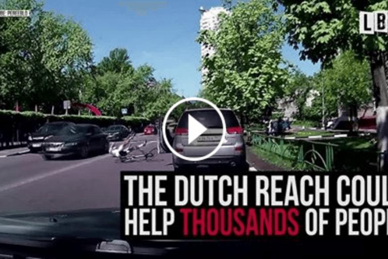 LBC Dutch Reach video - image via LBC Facebook.PNG