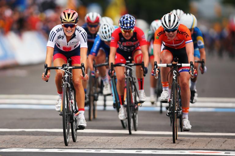 Lizzie Armitstead wins 2015 UCI Road World Championship (copyright Britishcycling.org_.uk).jpg