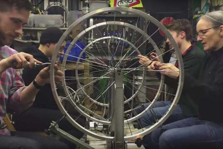 London Bike Kitchen workshop (via YouTube).jpg