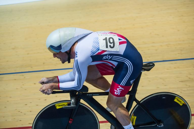Mark Cavendish on the track (picture credit Revolution Series, David Pearce).jpg