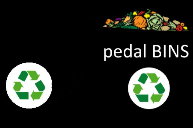 PedalBins