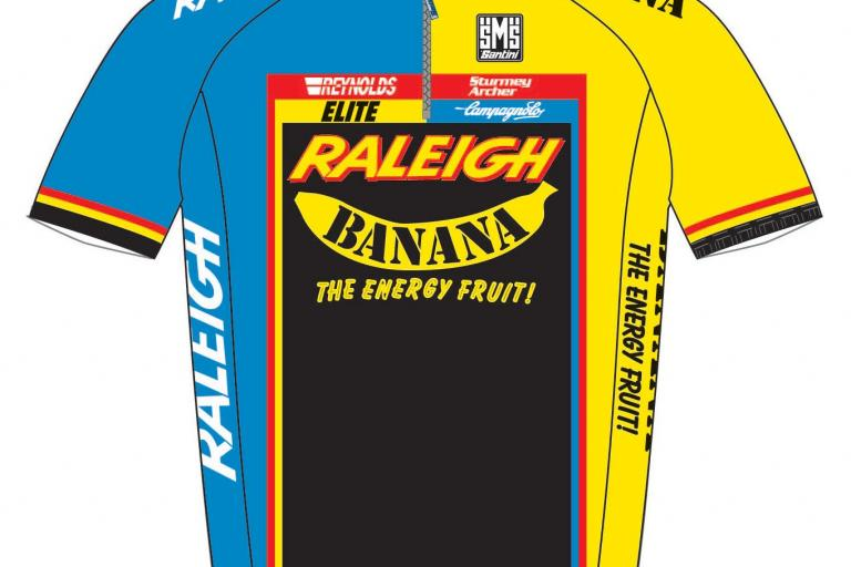 Raleigh Banana jersey (Prendas Ciclismo).jpg