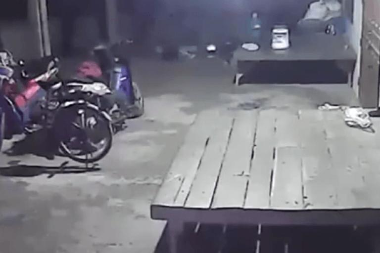 Thailand bicycle ghost video (source Facebook).PNG