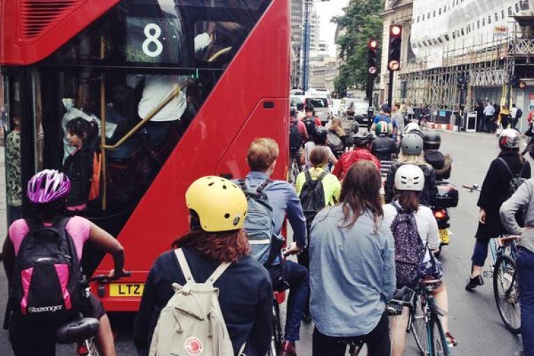 London tube strike August 2015