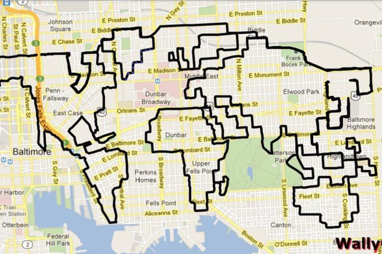 WallyGPX world map - image via WallyGPX.jpg