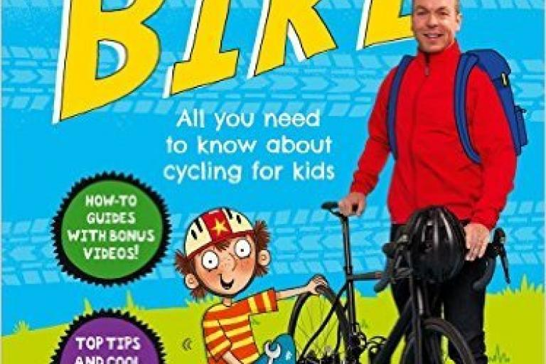 On Your Bike cover by Sir Chris Hoy