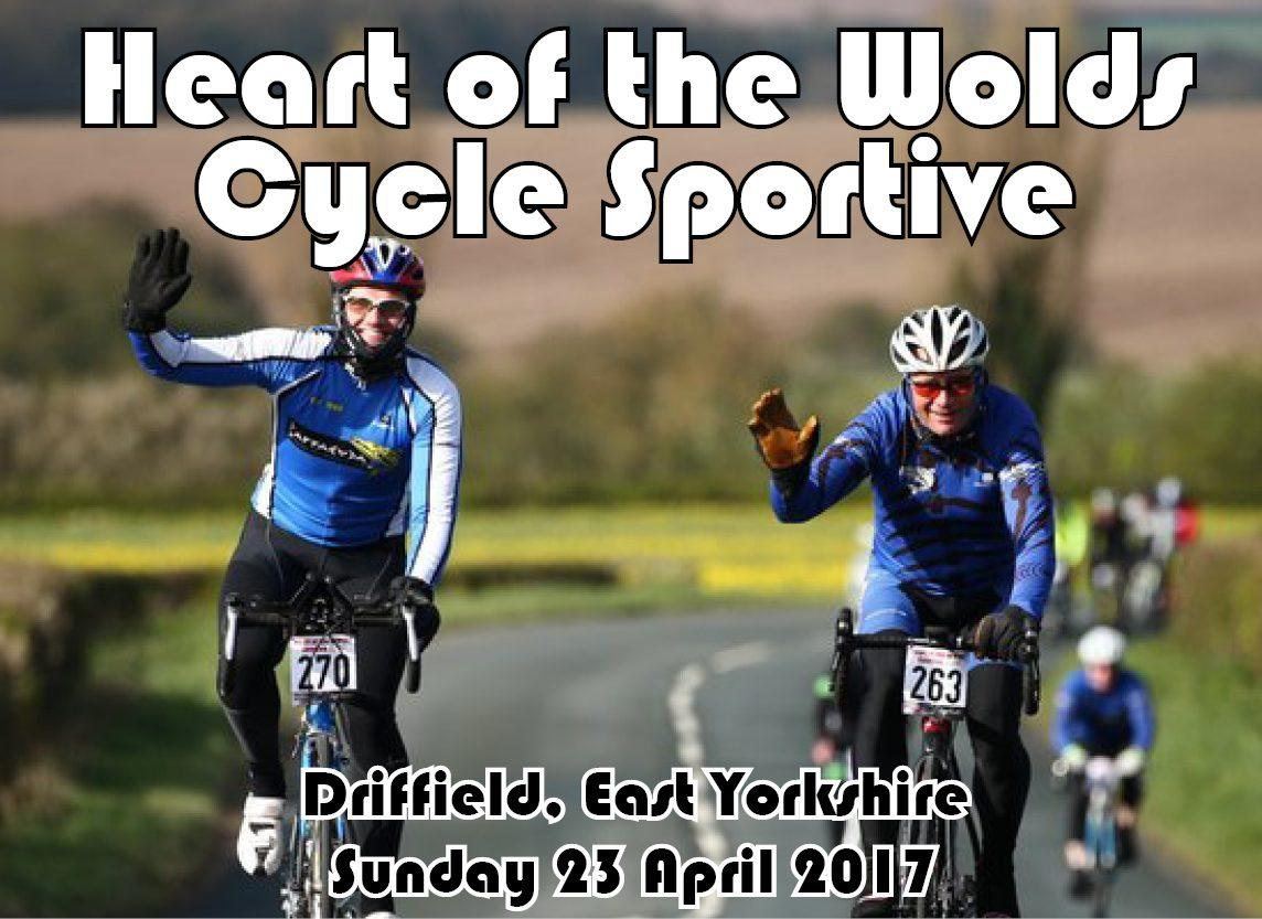Heart of the Wolds Cycle Sportive 2017