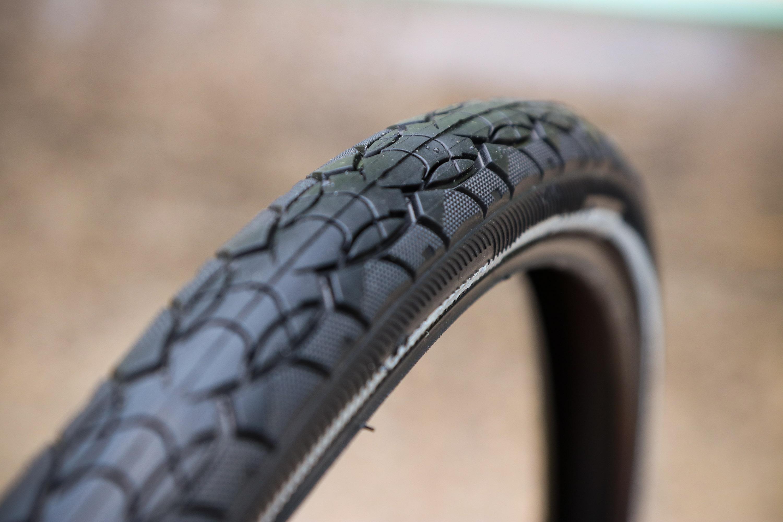 Kenda Kwick Drumlin Tire 700 x 35 SRC KS 60tpi Wire Bead Reflective Tape