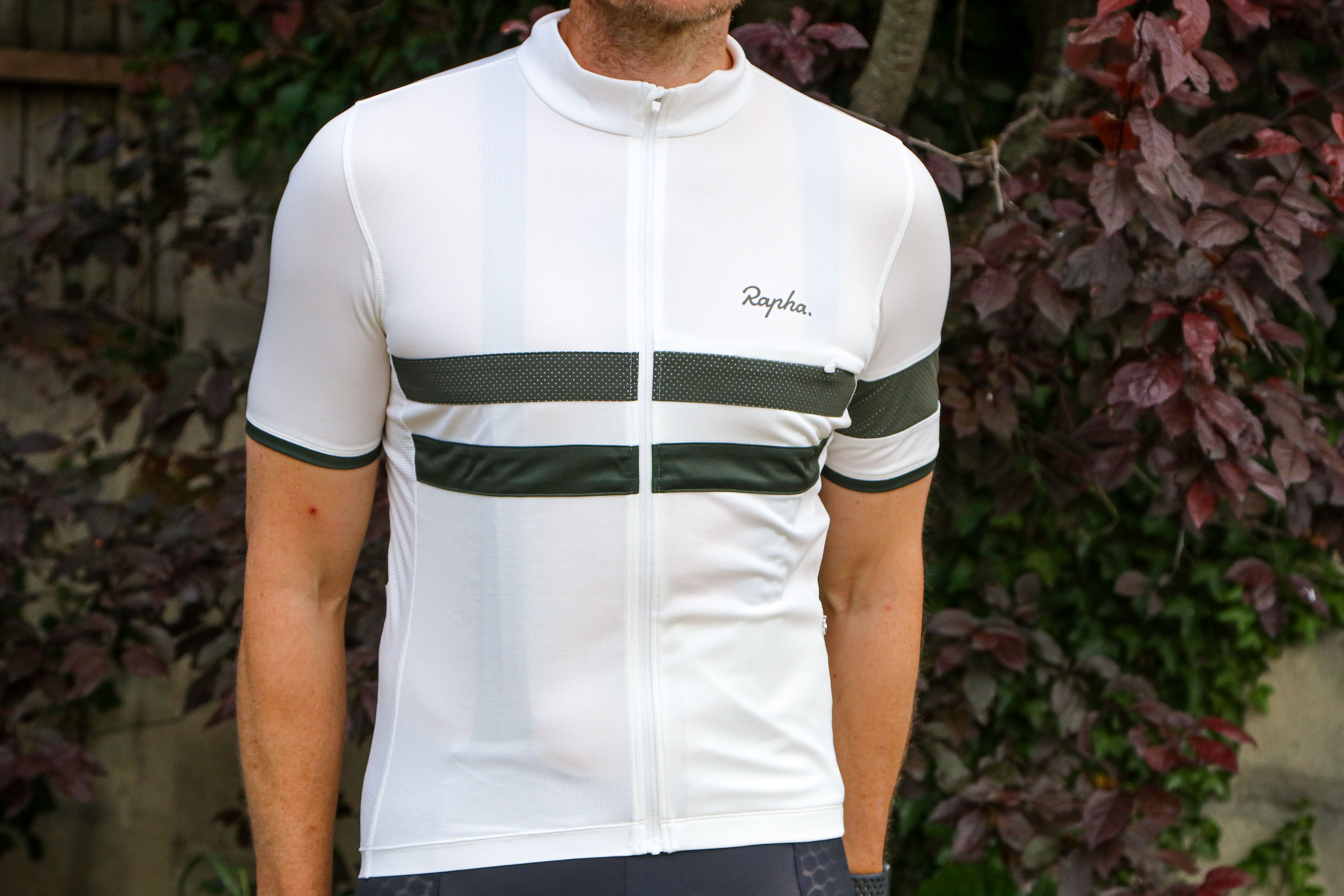 Rapha Brevet Lightweight Jersey Dark Purple Size Large Brand New With Tag