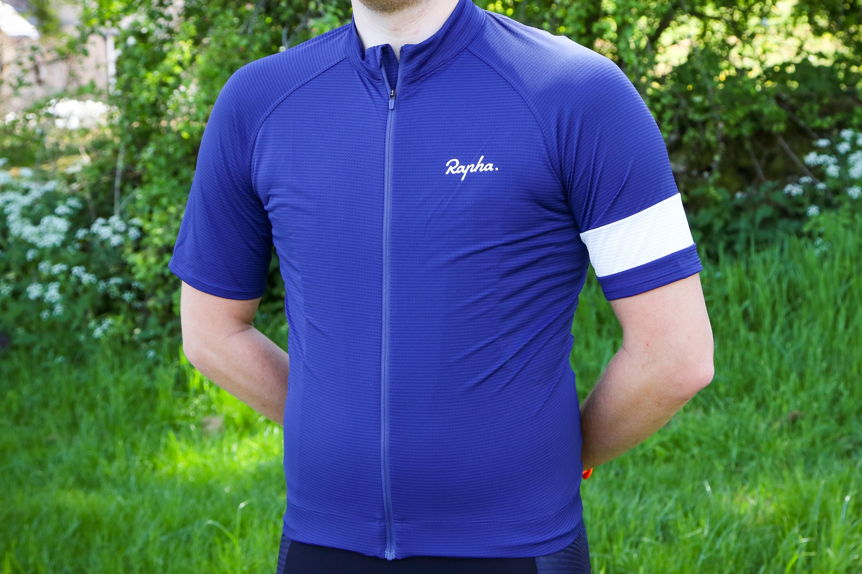 Review: Rapha Core Lightweight Jersey   road.cc