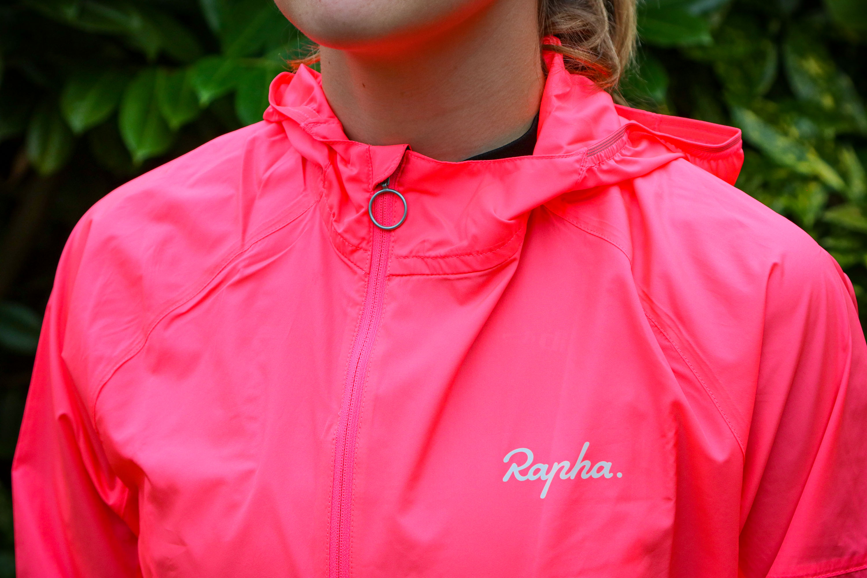 Details about  /RAPHA Ladies Navy Rain Lightweight Packable Core Cycling Jacket Size L NEW