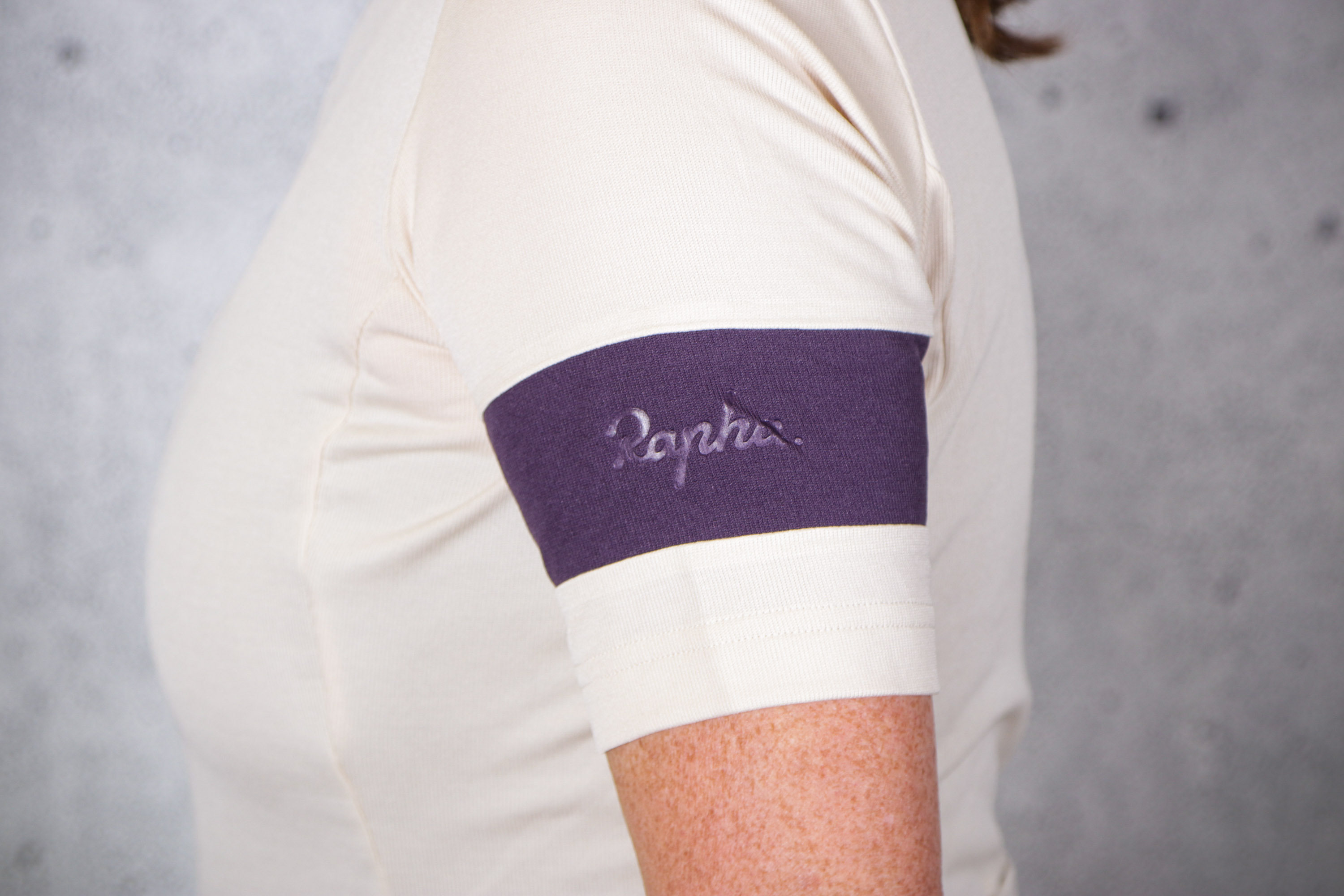 RAPHA Ladies Classic Jersey II PIC Paprika Wool Blend Cycling Top Size S BNWT