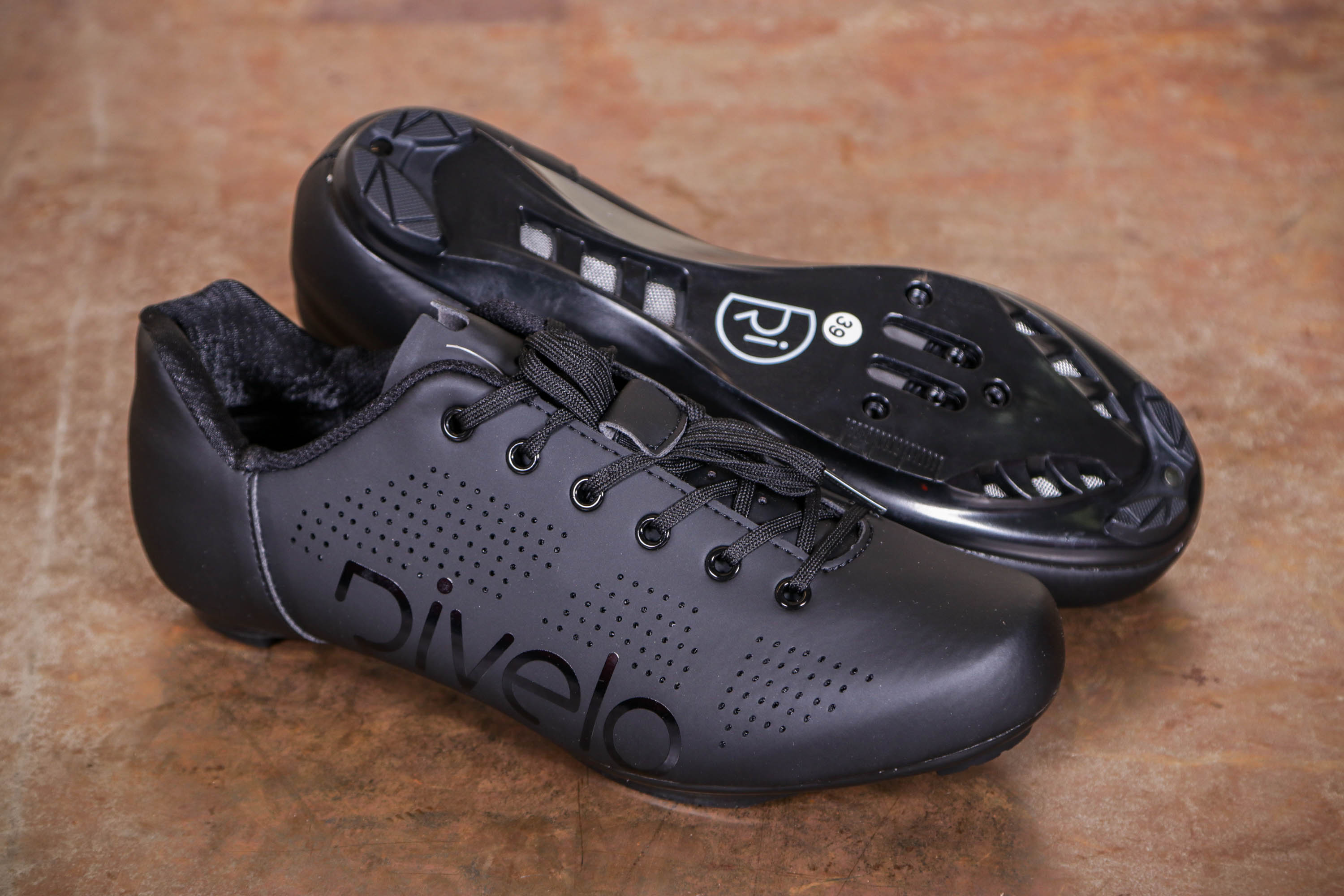Details about  /RIVELO Penbarras Cycling Shoes NAVY