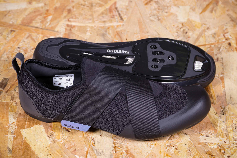 Shimano IC1 Bicycle Cycle Bike Shoes Black