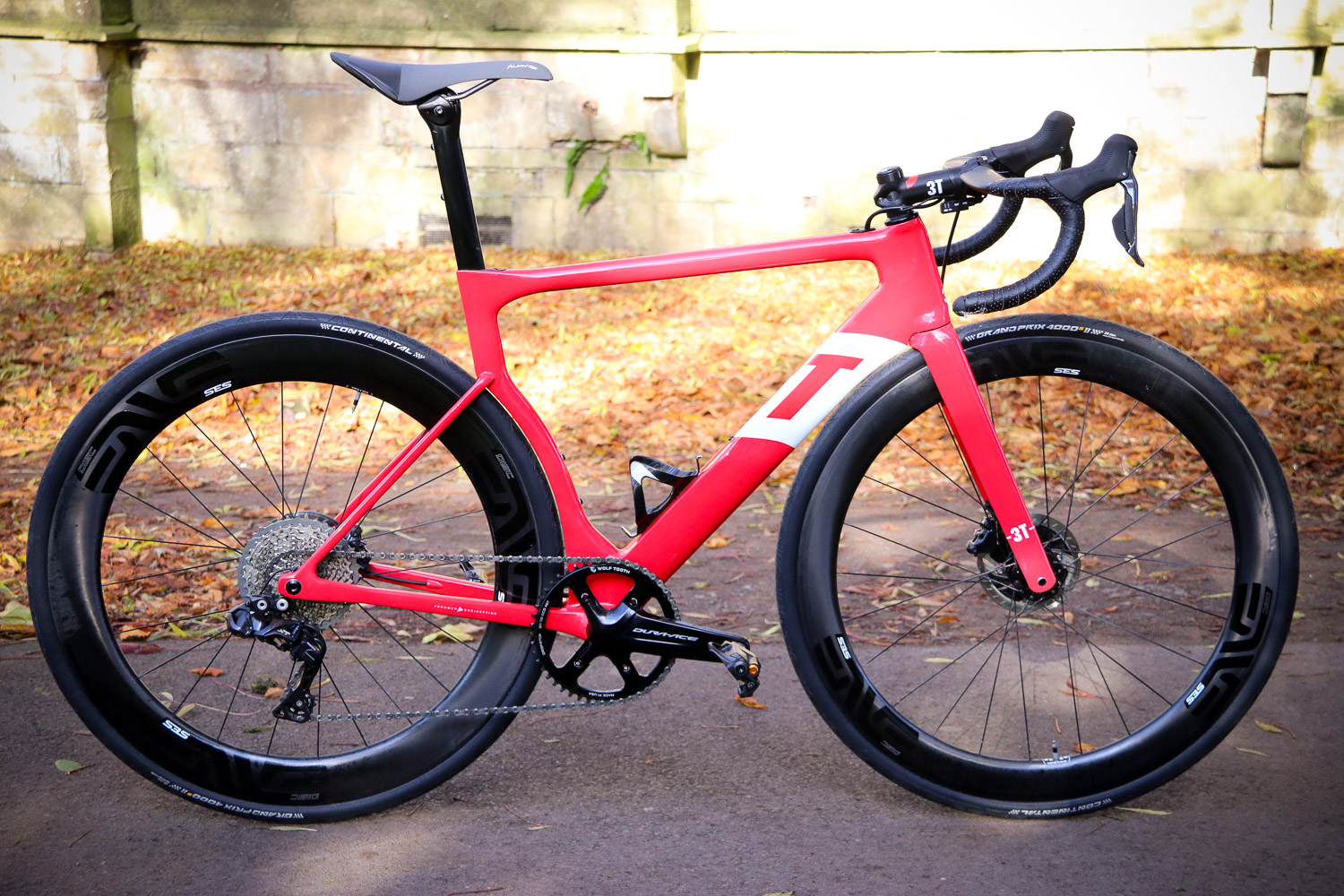 finest selection ad767 338ef Review: 3T Strada frameset | road.cc