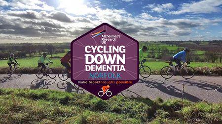Cycling Down Dementia Norfolk