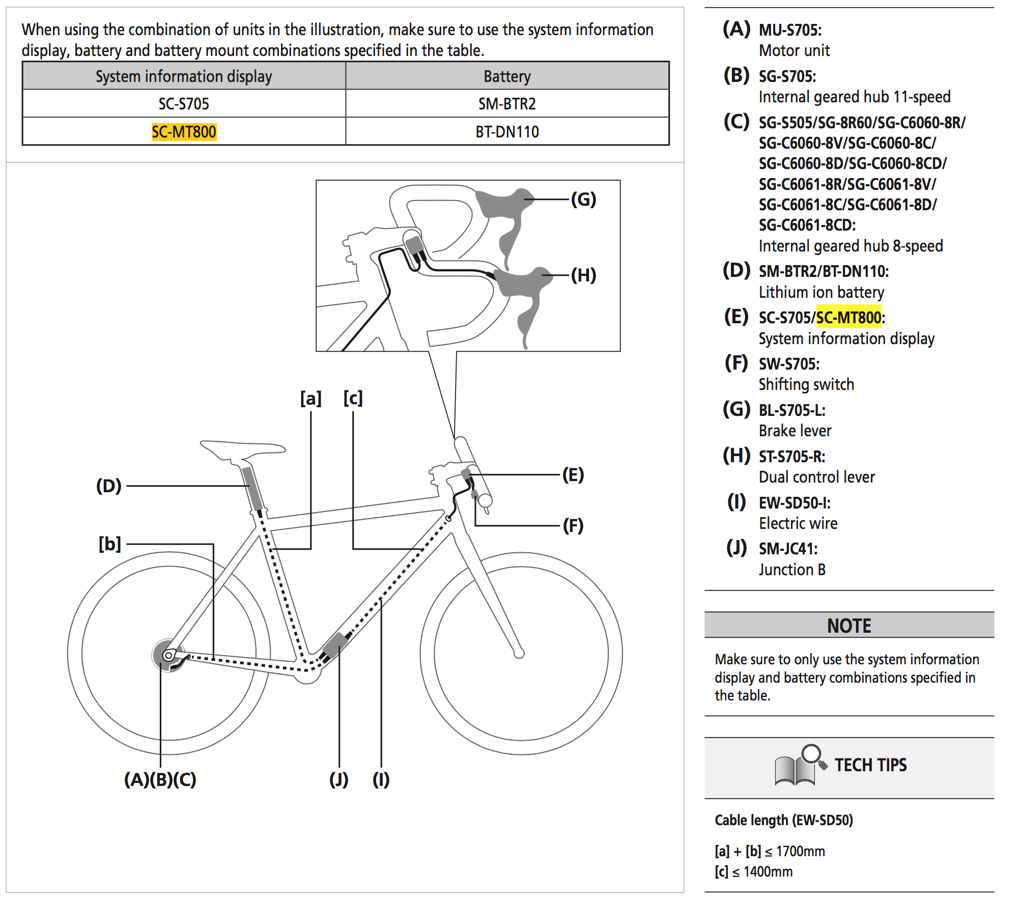 Shimano Di2 Wiring Diagram Great Installation Of Kit Bluetooth Conversion Rh Road Cc Wire 3 Port With Handlebar Junction