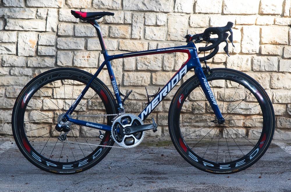 WorldTour 2017 bikes: Bahrain Merida's race rigs | road cc