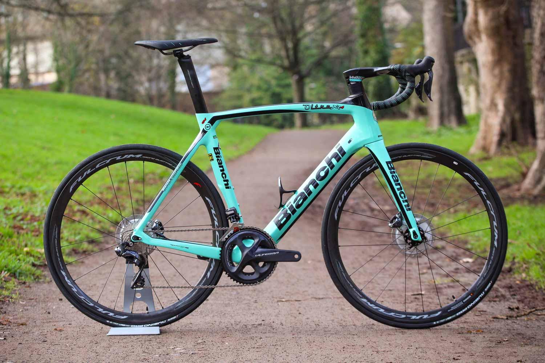 Dating Bianchi cykel