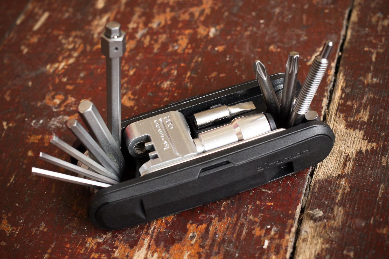Black Birzman Unisexs Diversity 17 Functions Tools One Size