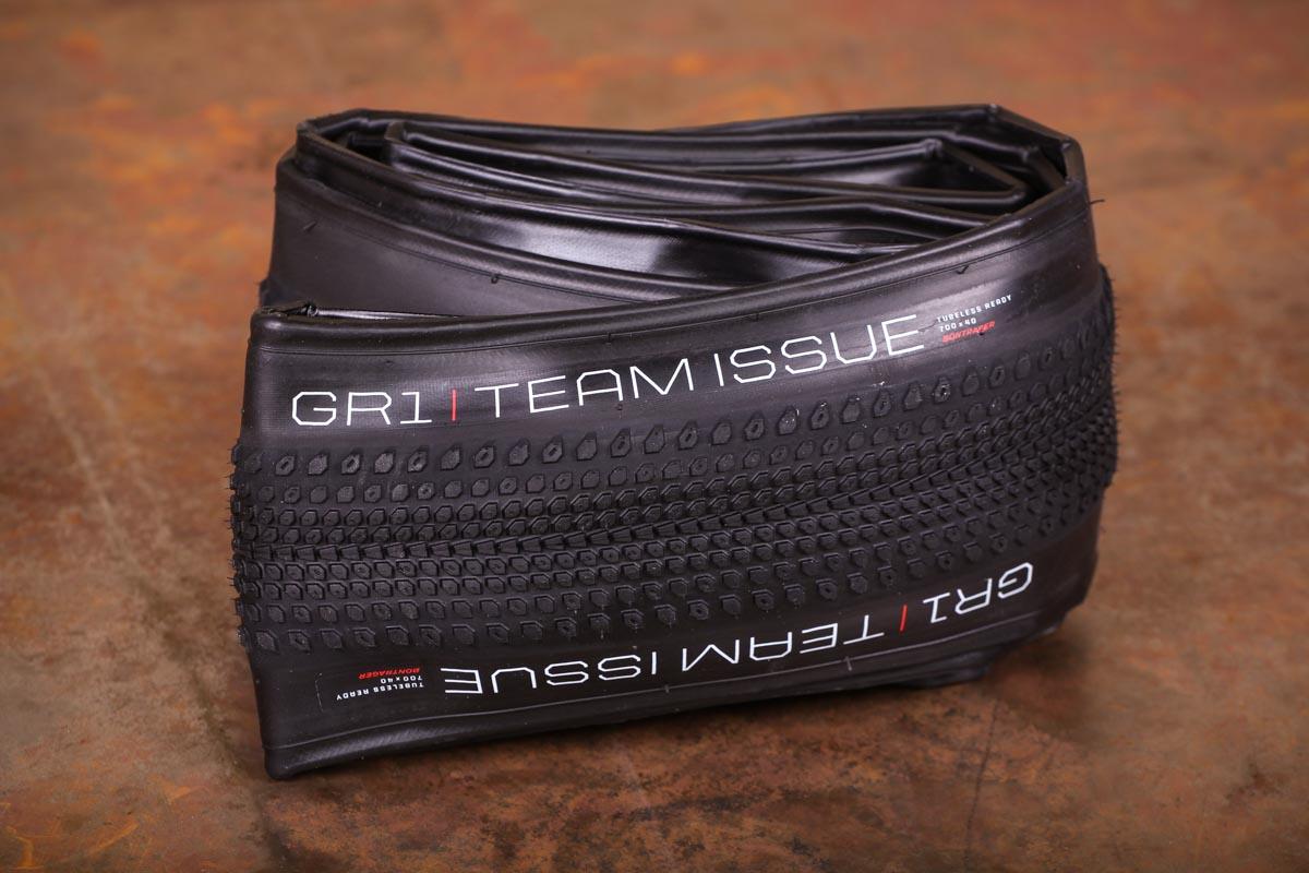 Bontrager GR1 TLR Team Issue 700x40c Brown