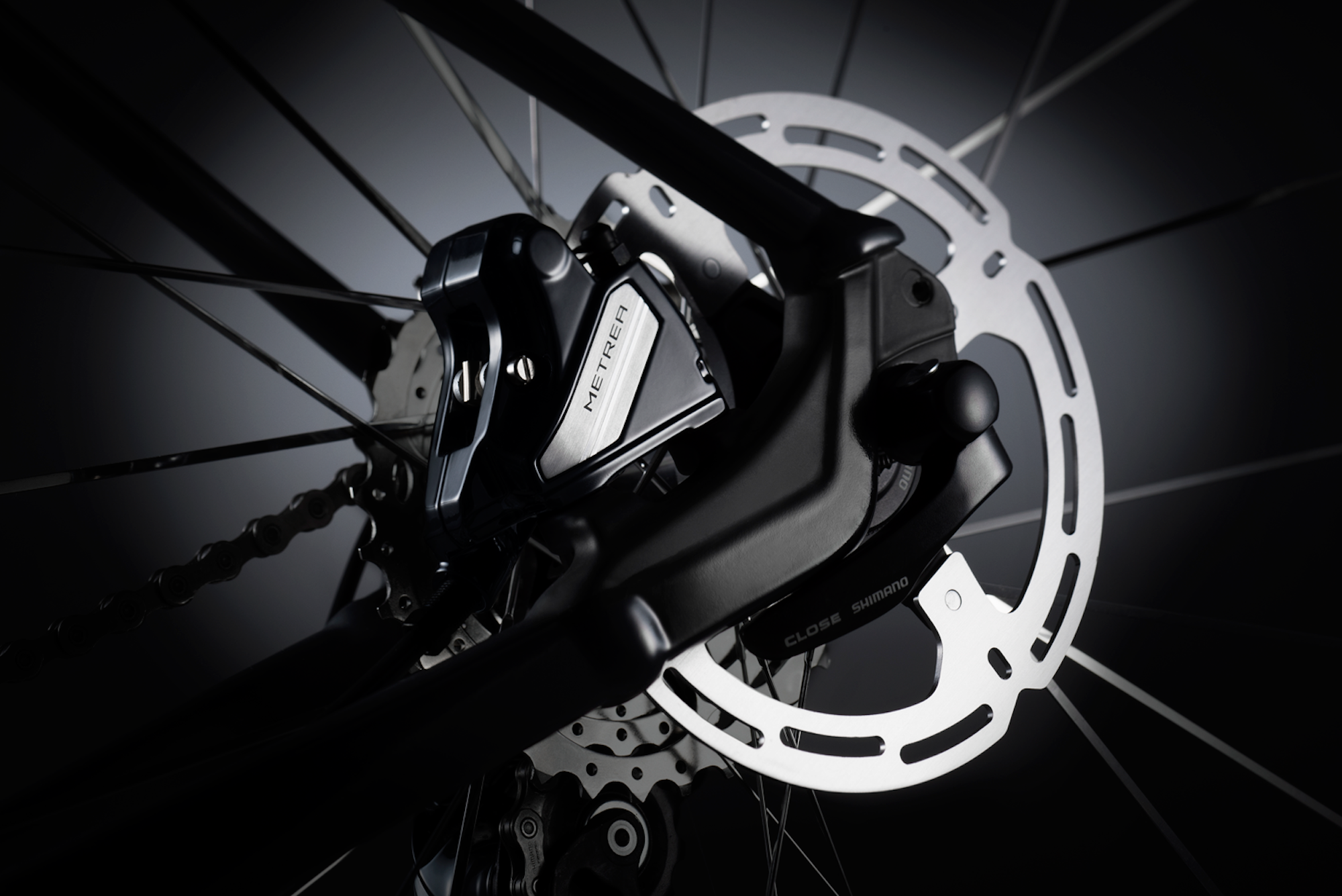 Shimano Metrea groupset is aimed at urban cycling market