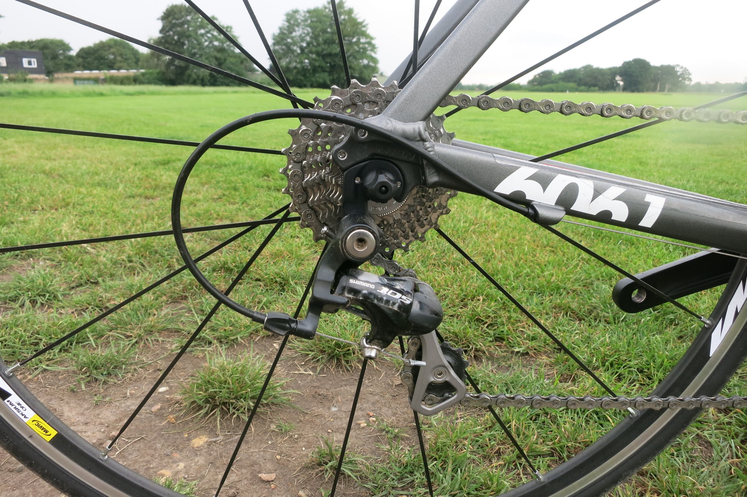 Review: BTwin Triban 540 | road cc