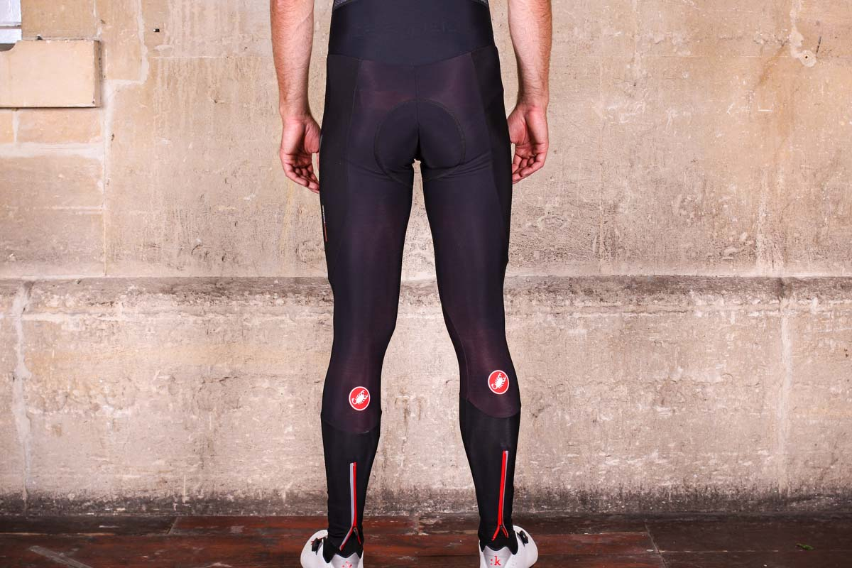 Details about  /Castelli Sorpasso Men/'s Cycling Bib Knickers Black Size Small