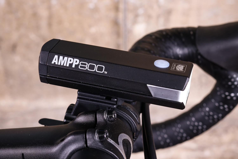 CatEye Ampp 800 Front Bike LightBlack