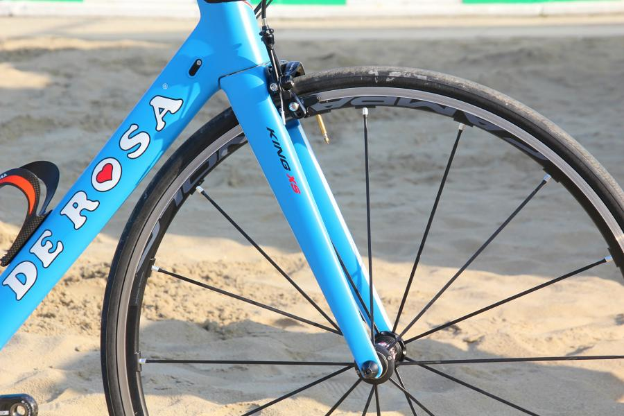 First Ride: De Rosa King XS | road.cc