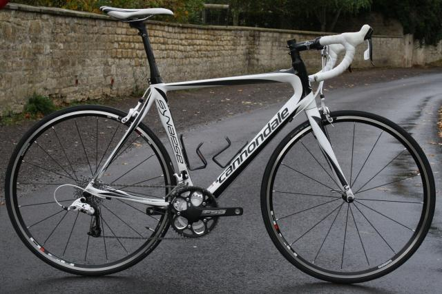 372359c6f9c The Synapse, though, is a genuinely smooth ride. Cannondale have got the  comfort sorted. Of course, you're not going to jump on this bike and have  the frame ...