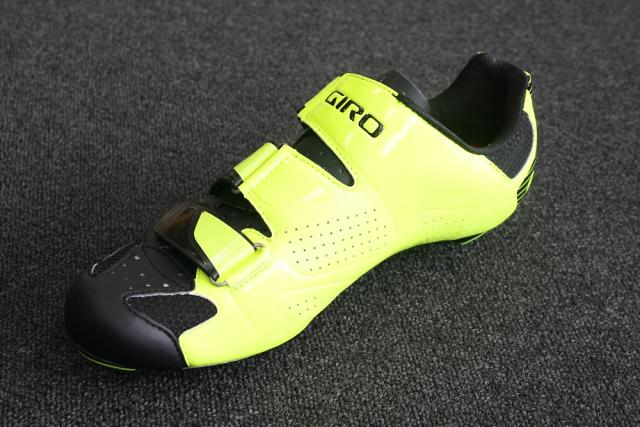 Giro are going big on bright yellow shoes too. The Factors are available in  highlight yellow black while a version of the top-level ProLight SLX  (above 9f44f6afe