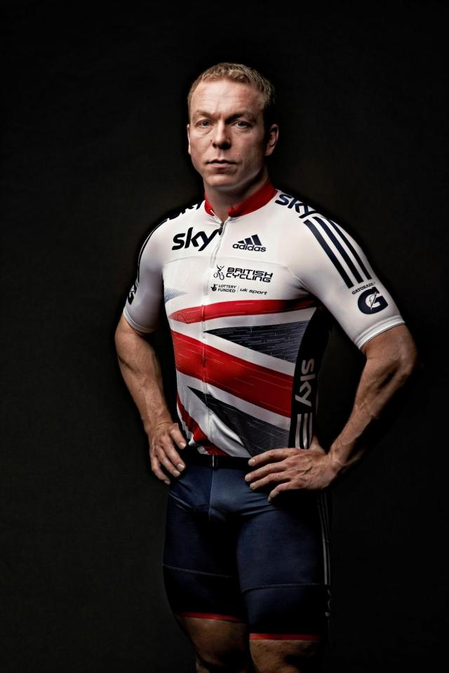 692a720b8 British Cycling and adidas unveil 2013 Great Britain jersey (+ ...