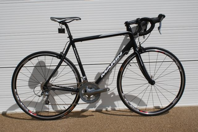 The Other Four Road Bikes That Marin Are Bringing Into The UK Next Year Are  All Built Around Double Butted 6061 Aluminium Frames, Including The ...