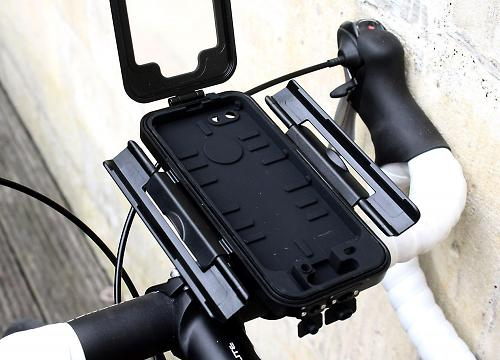 Iphone Bike Mount >> Review Tigra Sport Bikeconsole Iphone 5 Bike Mount Road Cc