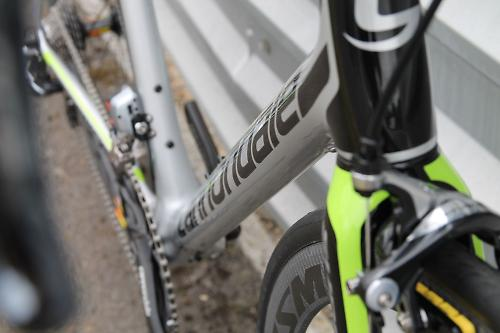 6e325695fad Cannondale tells road.cc the aim with the new bike was to make it better in  every aspect, so stiffer, more comfortable, lighter and more aero, making  it the ...