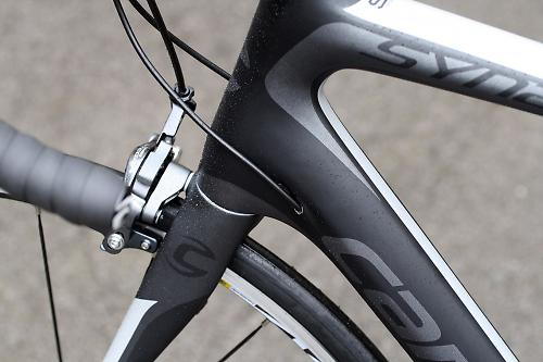 cannondale synapse cracked frame