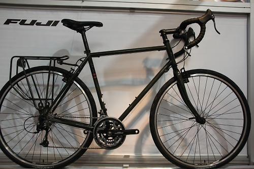 Wiggle Cycle To Work Fuji Touring Disc Road Bike 2020