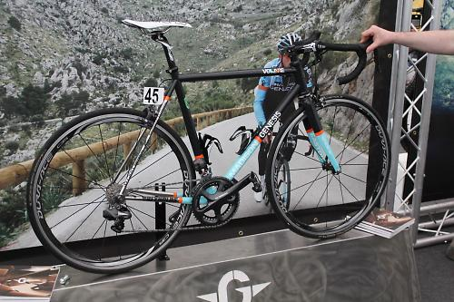 Icebike 2013: Volare range and new 853 Equilibrium + video | road.cc