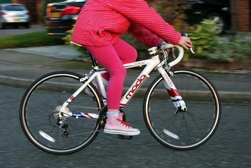 Review: Moda Minor Junior road bike | road.cc