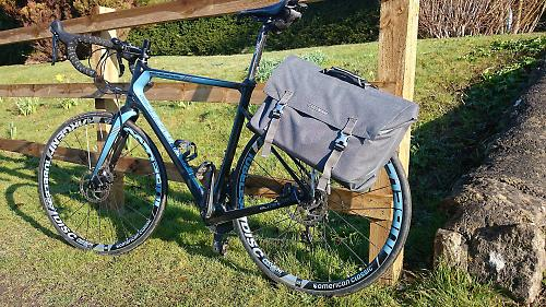 Review Ortlieb Commuter Bag Road Cc