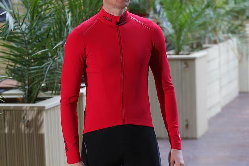 Rapha developed a new three-layer fabric with a polyurethane membrane  sandwiched between the inner and outer layer. The fabric has a DWR (durable  ... 868594b9e