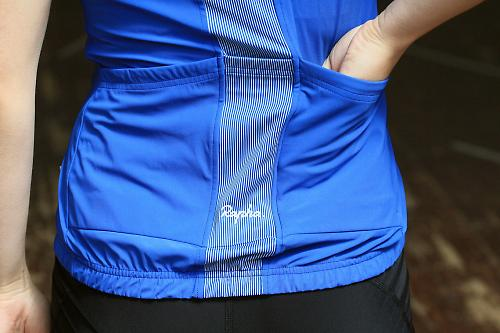 f368c00f6 The fit of the Souplesse Jersey is definitely more  race  cut than others  from Rapha s range such as the Classic and the Brevet