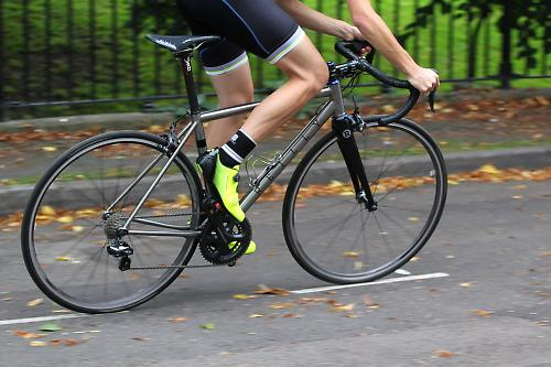 Reilly T325 Titanium Road Bike First Ride Review Road Cc