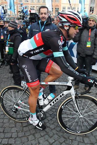 Fabian Cancellara conquered all to win the race aboard his Trek Domane. And  most of the Radioshack team were riding the same Domane. af3938f96