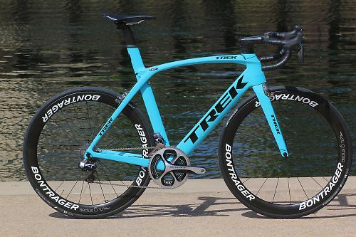 10c7853ddc7 Review: Trek Madone 9 Series Project One | road.cc