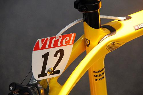See Fabian Cancellara\'s Tour de France Domane at the Surrey Hills ...